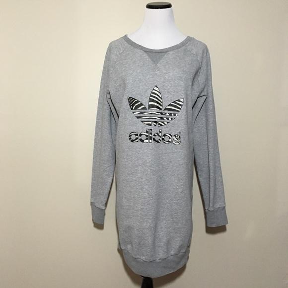 adidas zebra dress